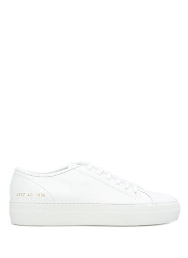 Common Projects Lifestyle Ayakkabı Beyaz